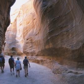 約旦6日5夜佩特拉古城/基督教遺跡探索之旅(天天出發)