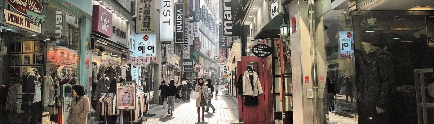 韓國購物樂(自由行)