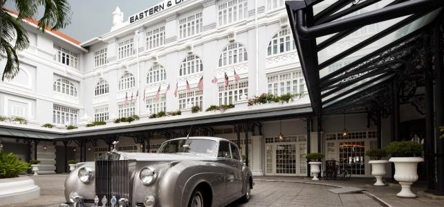 品味檳城E&O Hotel