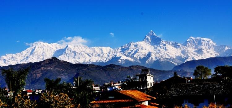 尼泊爾徒步旅遊