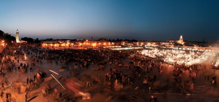 摩洛哥馬拉喀什5天深度遊