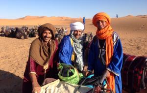 沙漠的遊牧民族