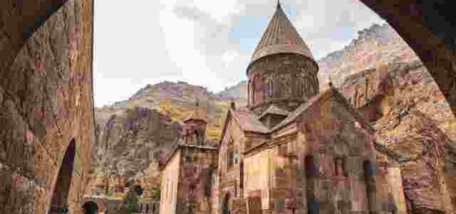 美麗的國度:亞美尼亞/伊朗