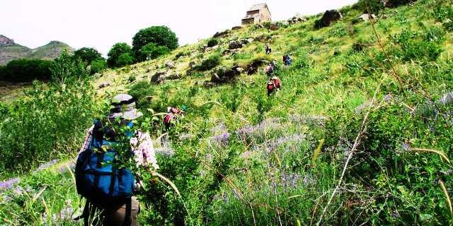 亞美尼亞9天徒步旅程