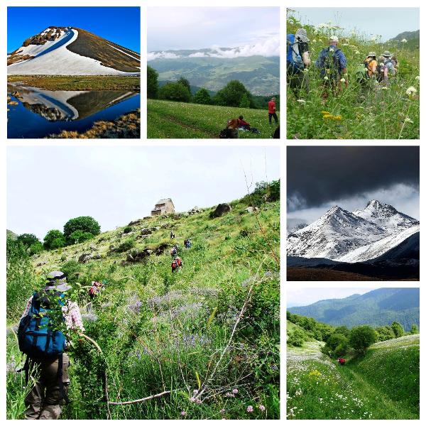 Armenia trekking tour