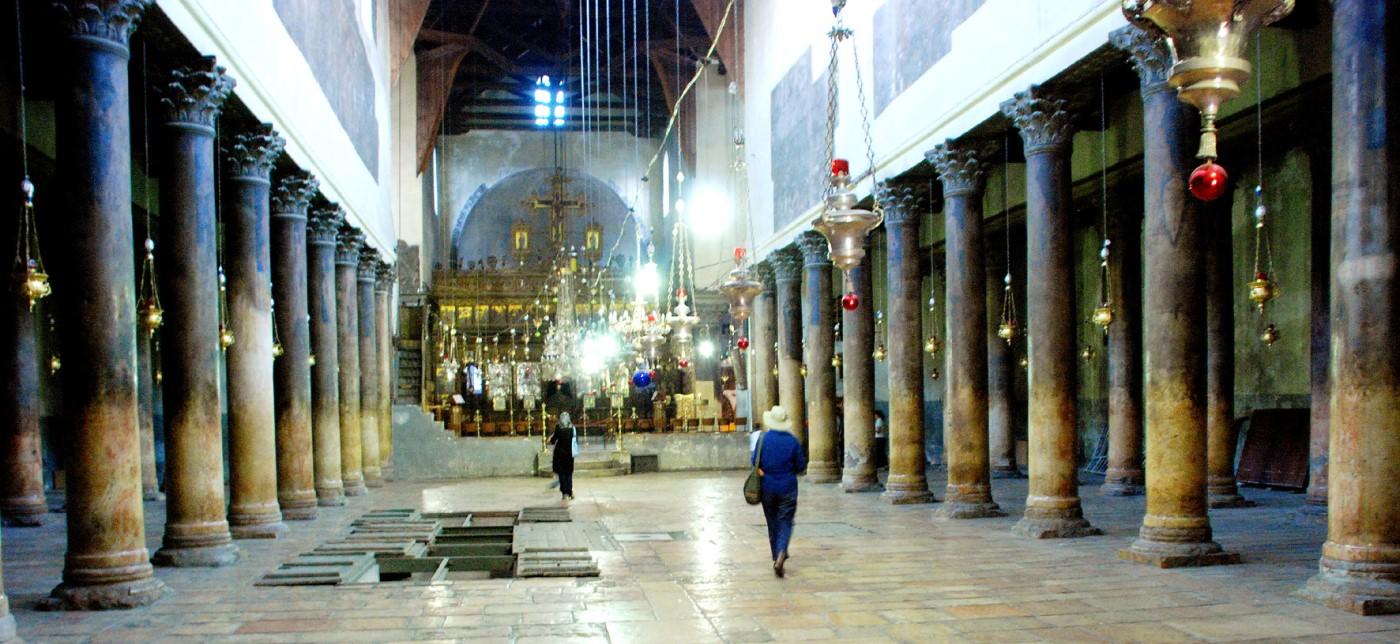 Bethlehem-church-of-Nativity