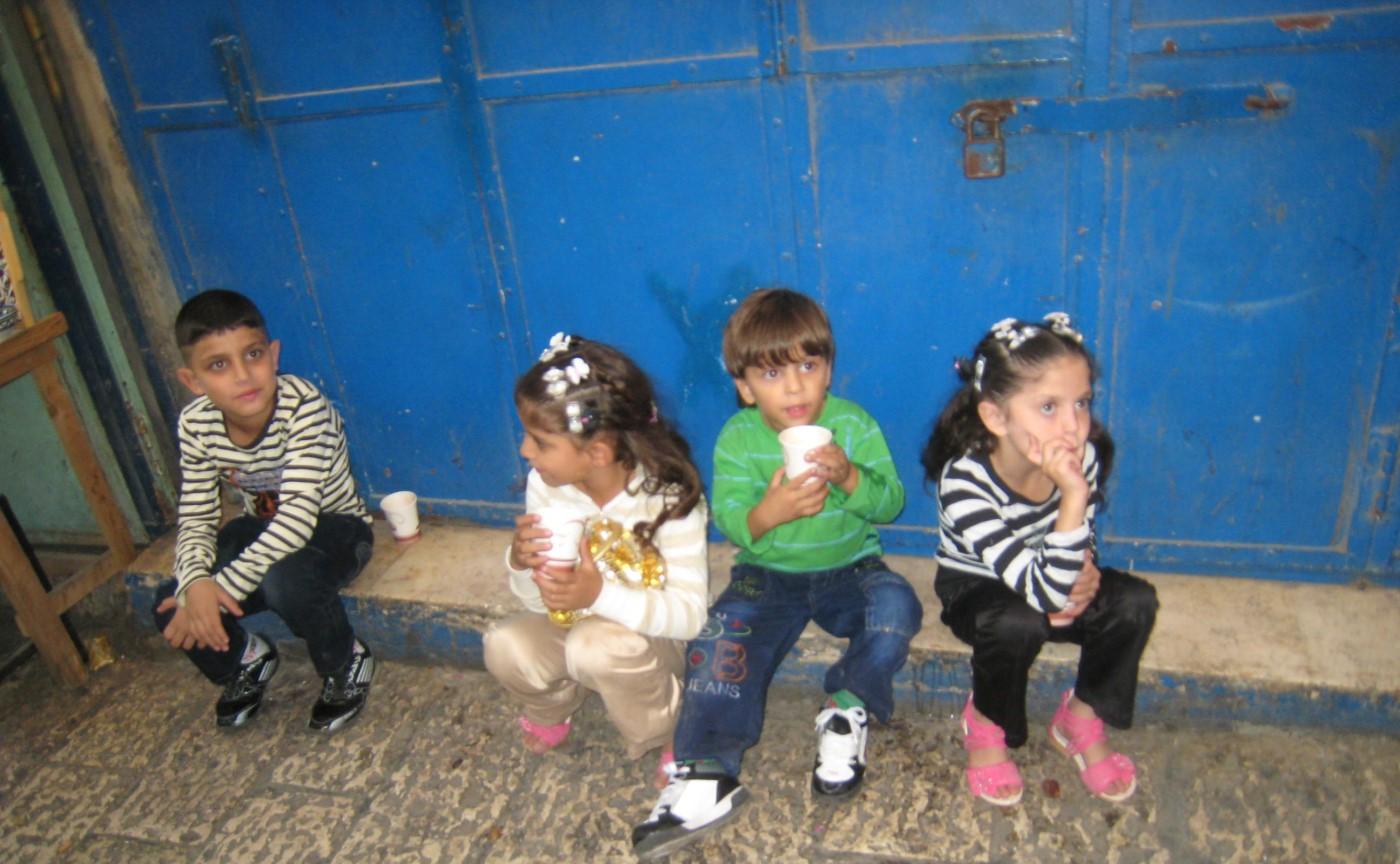 Jerusalem children