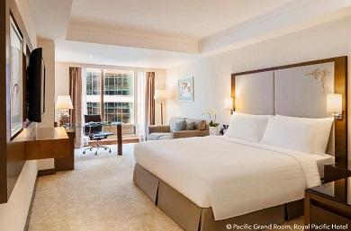 皇家太平洋酒店 《饗樂住宿之旅》