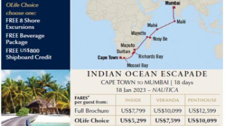 Indian Ocean Escapade