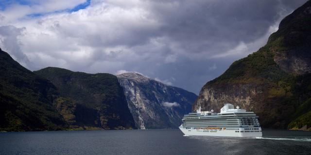 Oceania Vista 2023 航程